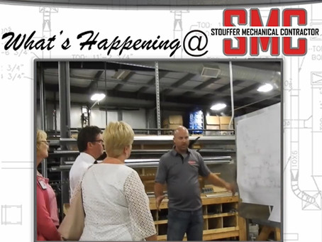 Franklin County Commissioners Office attends SMC facility Tour.