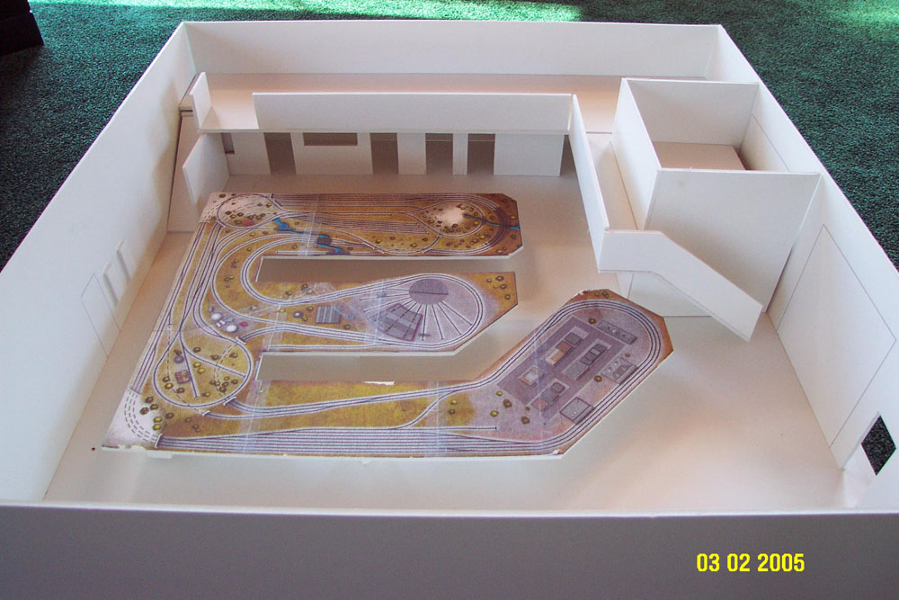 New Club House Proposed Model 2005