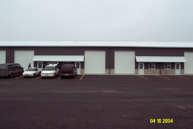 2004 - New Club House in New Lenox - Front View