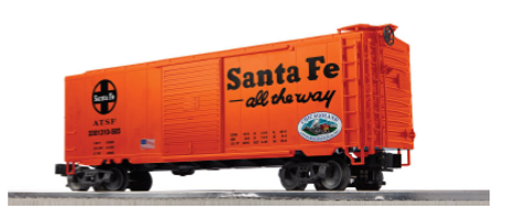 2020 CLRC 31st Club Car - Santa Fe Orang