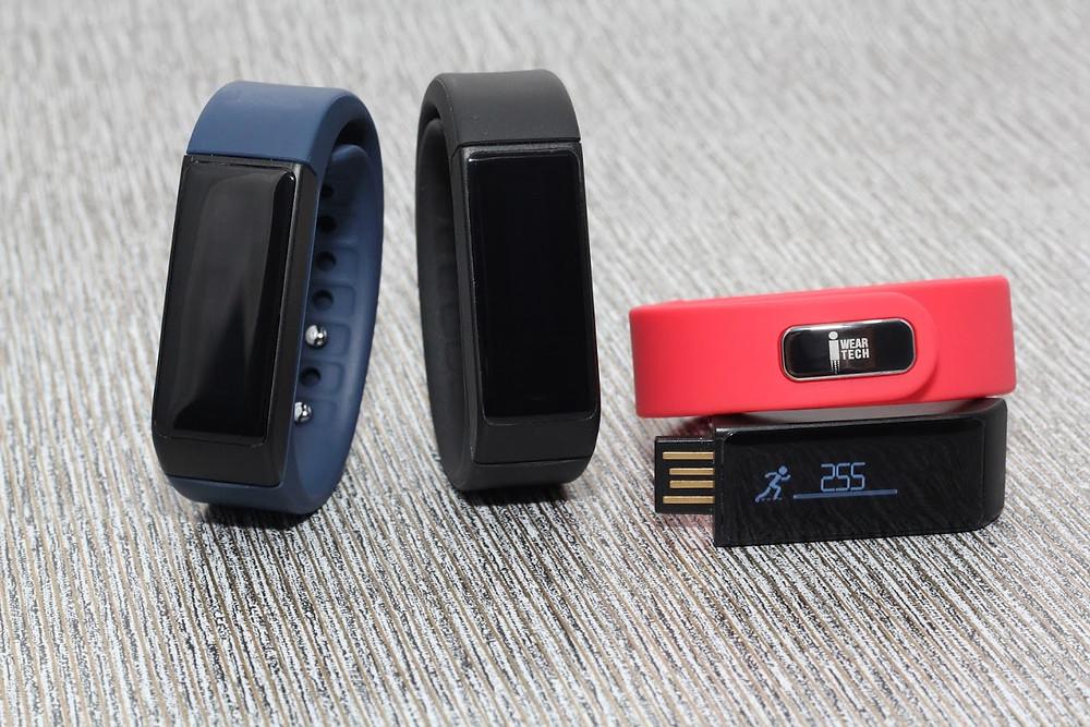 Bracelet intelligent Q-5 mesure les calories, les pas et la qualité du sommeil !