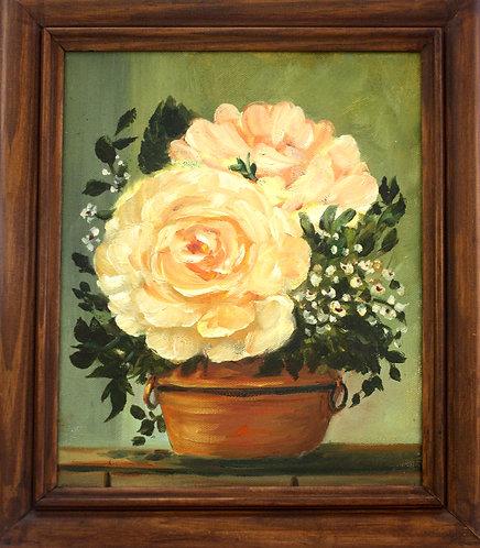 Sunbeam Flower Pot