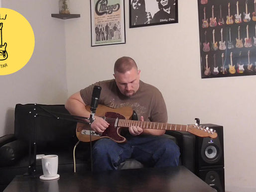 Episode 2: Beginner/Intermediate Happy Party Time Country Guitar Lick 2 variations