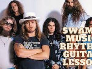 Episiode 13: Lynyrd Skynyrd - Swamp Music - Rhythm Guitar Lesson