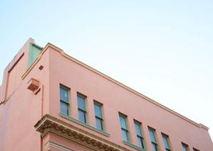 Pink Building
