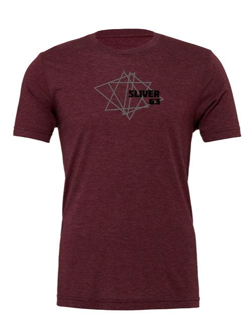 Triangle Logo soft T-shirt