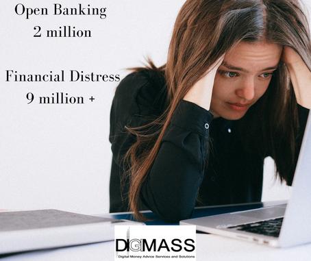 Open banking & financial distress