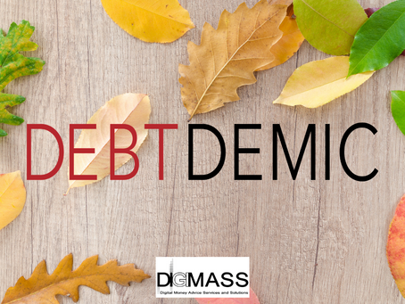 Help manage the debtdemic - help people to manage