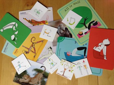 Jogowe karty dla dzieci