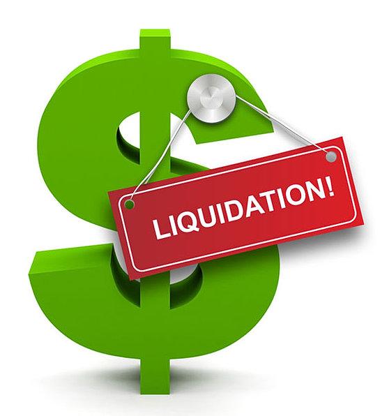 Partial liquidation