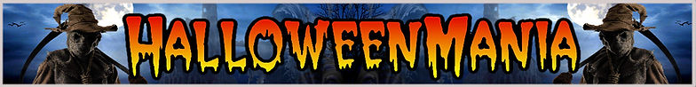 HalloweenMania offical logo