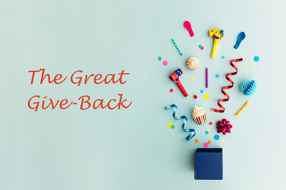 The Great Give-Back