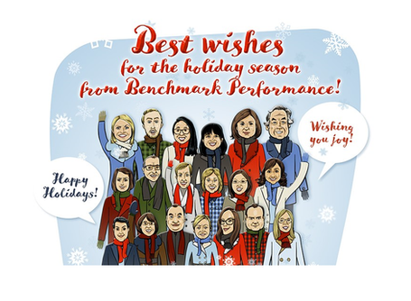 Happy Holidays from the Benchmark Team!
