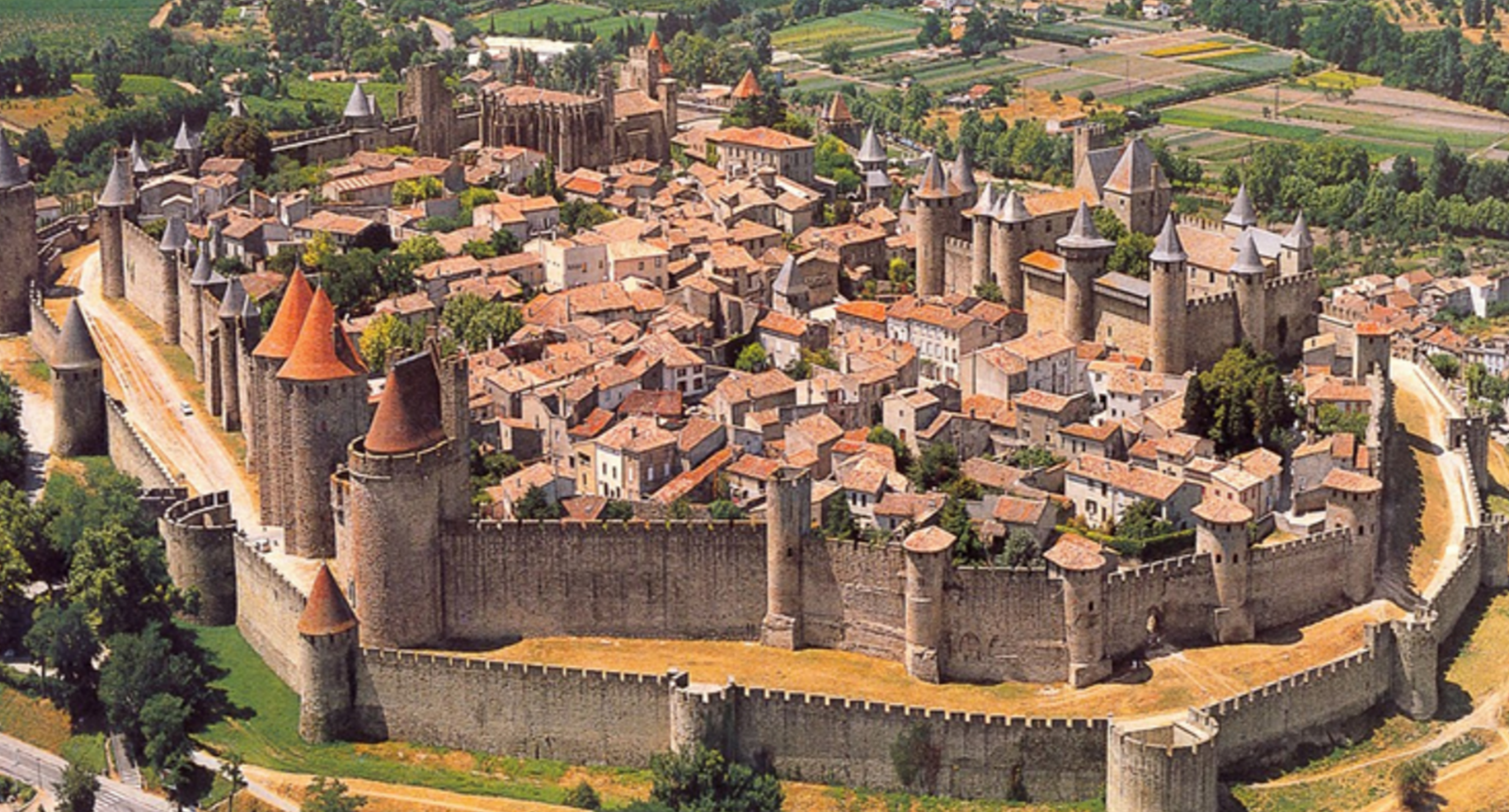 Carcassone ( Occitanie )