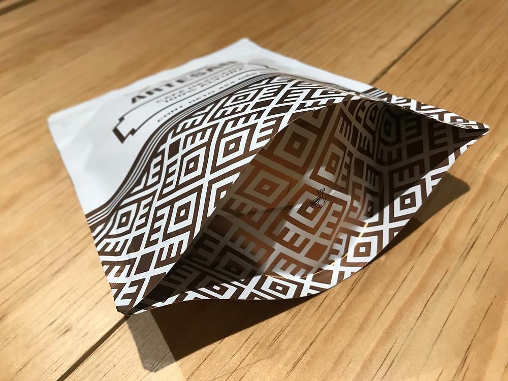 Bolsas resellables Instapouch empaque flexible