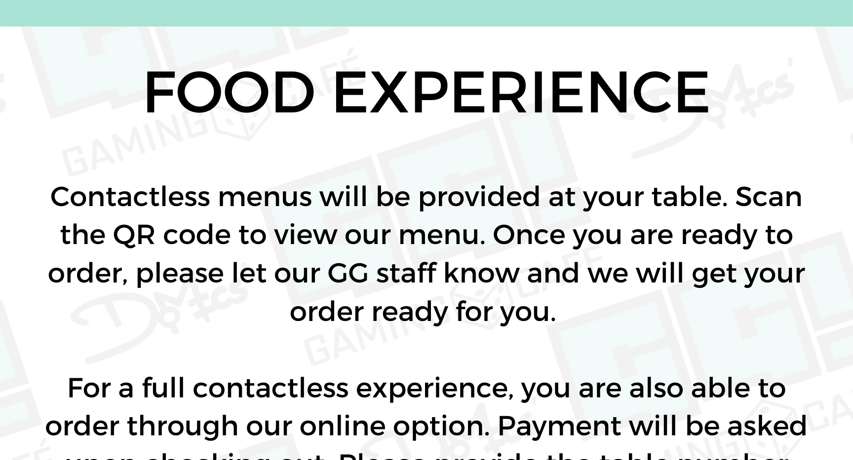 4.Food Experience