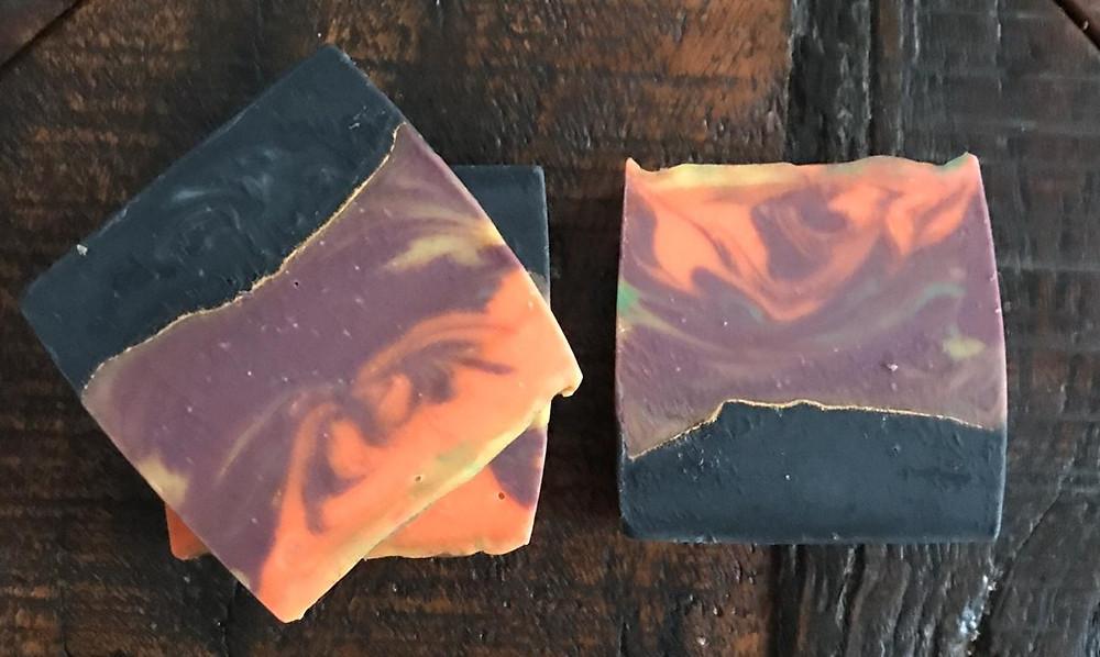 Northern Lights Artisan Soap Design