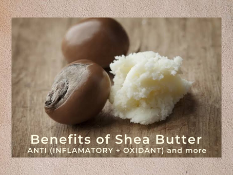Benefits of shea butter on skin