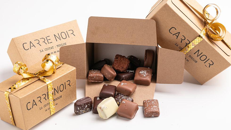 Ballotin de chocolat 250g/500g
