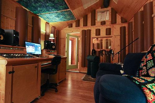 Dub Room Custom Studio Desk