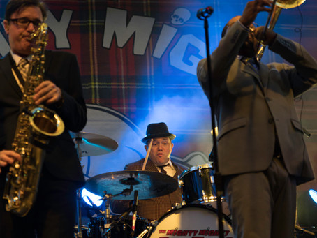 Mighty Mighty BossTones LIVE at The Met