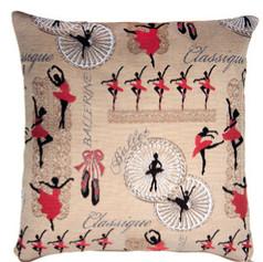 "Coussin "" Ballerines "" - Royal Tapisserie cushion tapestry"
