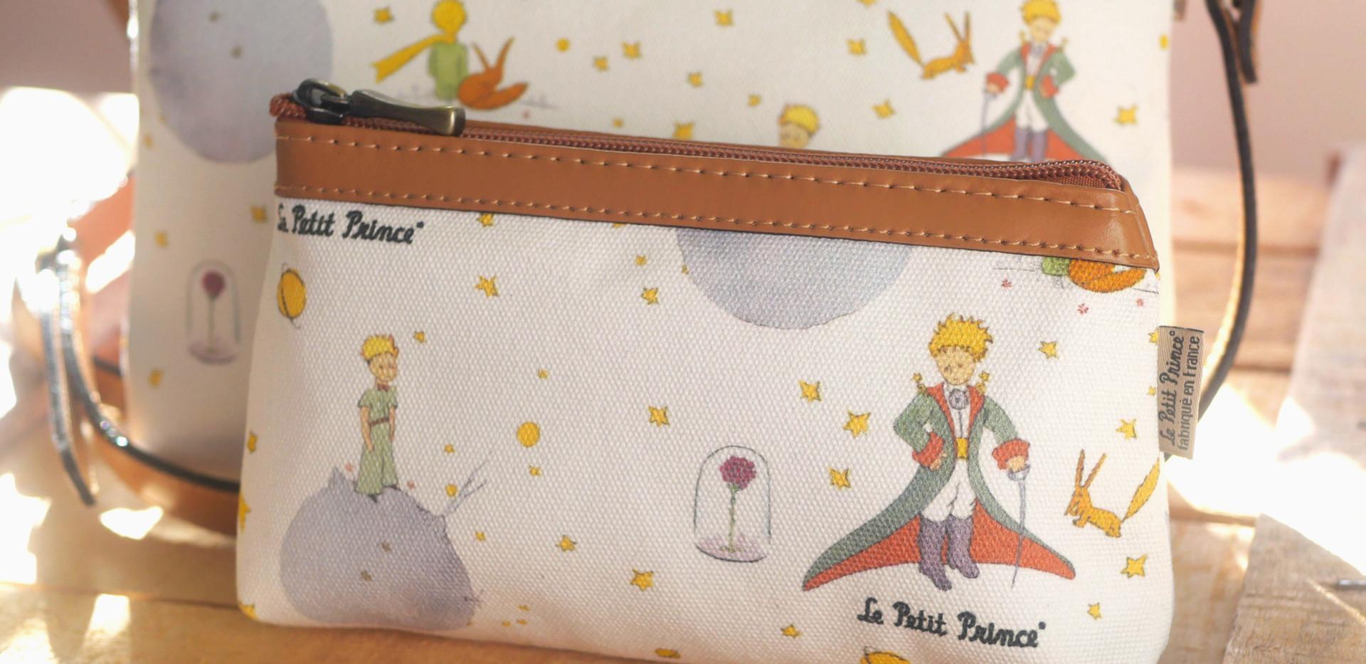 Trousse maquillage Le Petit Prince (ref 8850LPP)