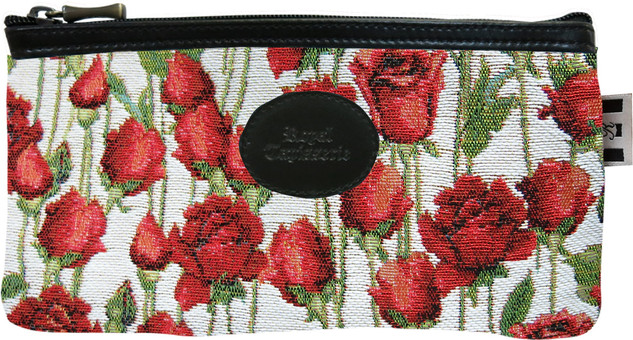 Trousse collection ROSES ROUGES (tissu n°66)
