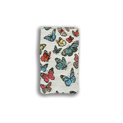 404.68 Etui à lunettes Papillons