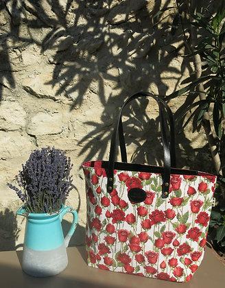 8976.66 Sac shopping Roses Rouges