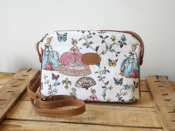 sac tapisserie Royal Tapisserie Marie-Antoinette château de versailles tapisserie royale sac fabriqué en france savoir faire