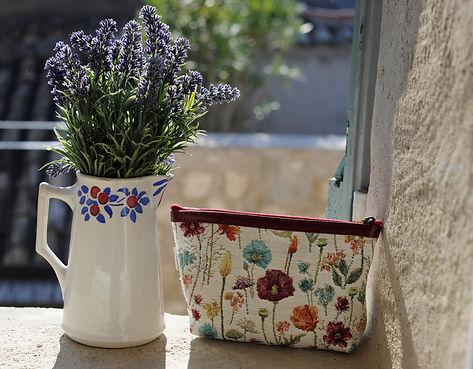 royal tapisserie handbag from france handbag tapestry made in france french gift memorie from france