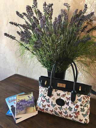sac en tapisserie fabriqué en france sac royal tapisserie royale tapisserie fleurs de lys tapisserie coussin en tapisserie