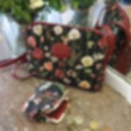 royal tapisserie sac royale france fleurs royale tapisserie