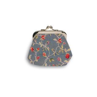 """Porte-monnaie rétro de la collection """"Fleurettes"""" - Référence 402.82 Royal Tapisserie"""