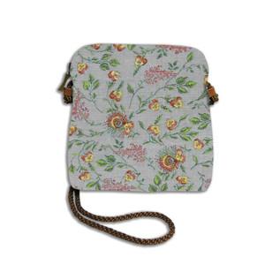 """Petit sac cordon """"Broché de la Reine Marie-Antoinette"""" - Référence Royal Tapisserie 8971"""