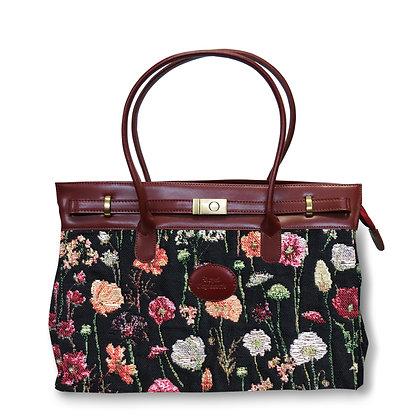 8963.76 Maxi bag Des Fleurs en Hiver