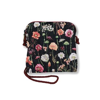 8971.76 Petit sac 3 courses Des Fleurs en Hiver