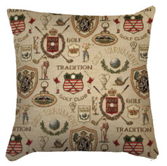 """Coussin """"Golf"""" - Royal Tapisserie cushion tapestry"""