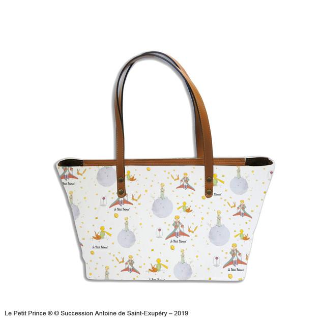 "Sac shopping ""Le Petit Prince"" - Référence 8975LPP"