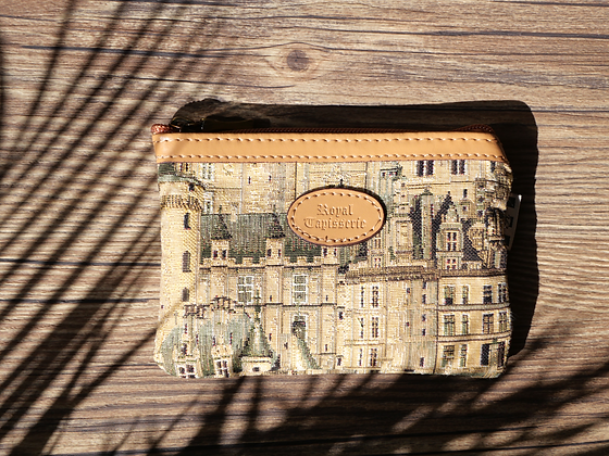 Pocket for facial mask made in france tapestry handbag royal tapisserie paris un cadeau en plus french product castles