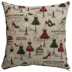 "Coussin "" Maison de Couture "" - Royal Tapisserie cushion tapestry"