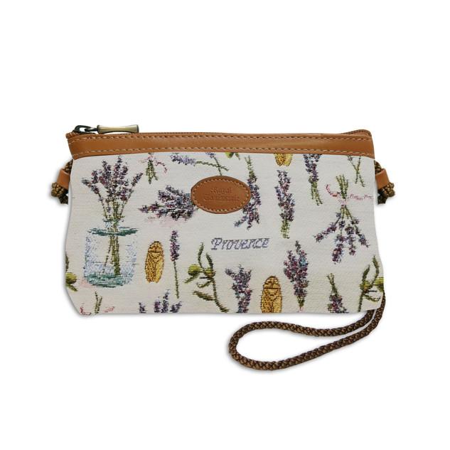"""Nouveau sac cordon de la collection """"Provence""""  Référence 8977.86 Royal Tapisserie"""