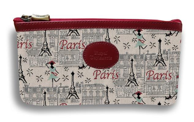 Trousse collection BALLADE A PARIS (tissu n°59)