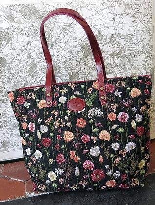 8976.76 Sac shopping Fleurs en Hiver
