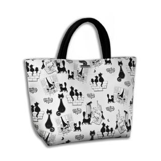 Sac shopping PM 5107 Les Chats de Dubout