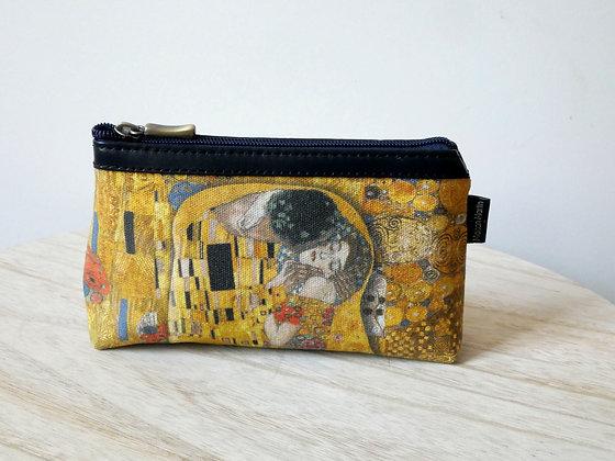 8850K1 Trousse Le Baiser de Gustav Klimt
