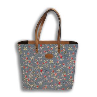"""Sac shopping de la collection """"Fleurettes""""  Référence 8976.82 Royal Tapisserie"""