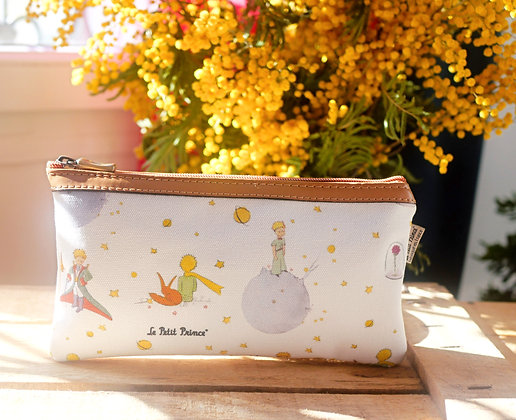 Trousse Le Petit Prince fabriqué en france trousse à crayons school pencil case handbag coin purse The Little Prince