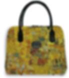 sac tapisserie Klimt Royal Tapisserie sac à main royale gustav klimt france le baiser klimt